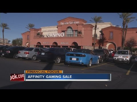 Casino owner Affinity Gaming sold to New York equity firm