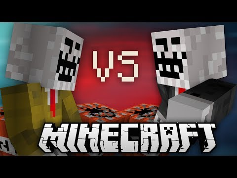 Troll VS Troll - Minecraft