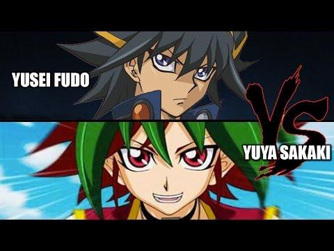 YUSEI FUDO VS YUYA SAKAKI! LIVE VOICE ACTOR DUEL! NAWCQ NATIONALS 2016! CRAZY 5Ds VS Arc-V! LETS GO!