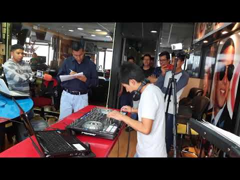 JOSE EDUARDO DJ - RADIO AMERICA FULL MIX PERFECTION 2017 PRIMERA VUELTA