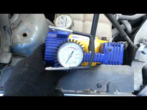 Кусок видео о промывке форсунок на форд фокус 2 1,8