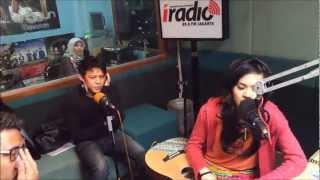 Part 1 - END Ariel NOAH kasih kejutan buat Sheryl Sheinafia di I Radio