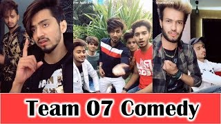 Comedy With Team 07 Latest Musically Video All Team 07 || Big Bollywood