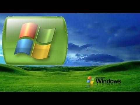 Windows XP Royale / Media Center / Energy Blue Theme