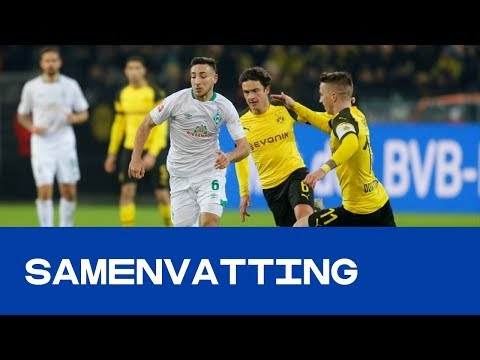 HIGHLIGHTS   Borussia Dortmund - Werder Bremen