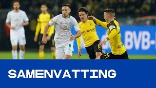 HIGHLIGHTS | Borussia Dortmund - Werder Bremen