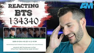 VOCAL COACH reacts to BTS singing 134340