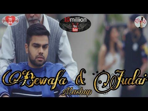 Bewafa & Judai Mashup ❇️ Akhil & Manni Sandhu ❇️ Falak Shabir & Imran Khan ❇️ @youplusmeonly