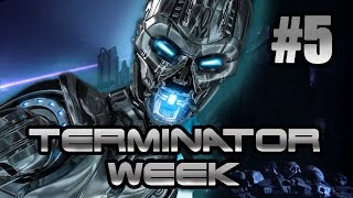 Terminator Week Part #5 - Terminator 3: The Redemption