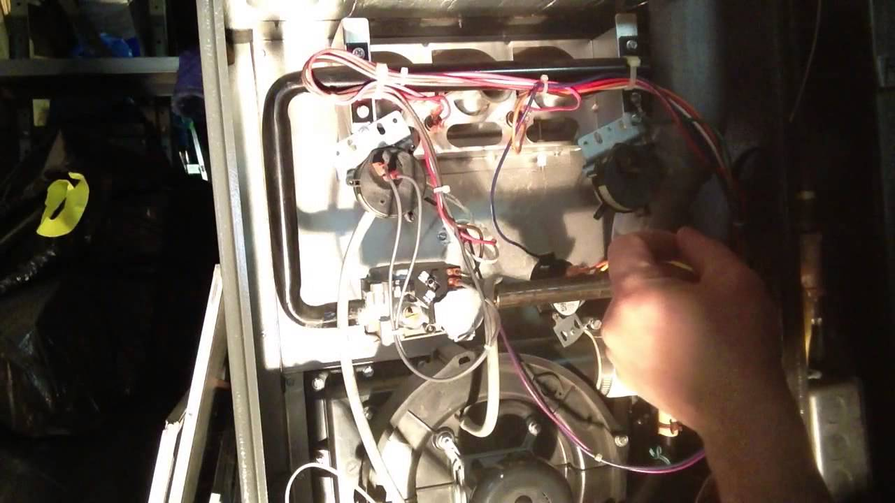 Diy How To Troubleshoot Furnace Flame Sensor Youtube