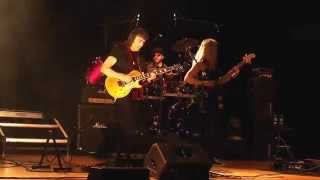 "Steve Hackett- Genesis Extended Tour 2014- ""Lilywhite Lilith / The Knife"""