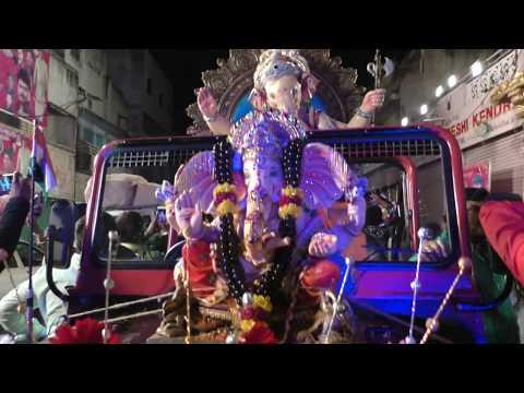 Ganesh Nimajjanam 2017 l Bombay Ganesh Idol at Secunderabad Ganesh Shobha Yatra 2017