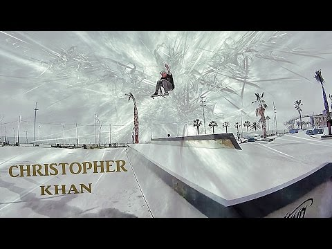 Check Out   Christopher Khan
