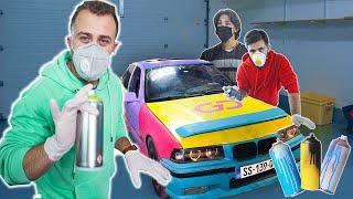 გიჟური ექსპერიმენტი ახალი მანქანით – რა ბედი ელის BMW-ს?