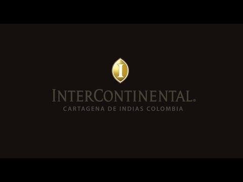 Video para Hotel Intercontinental Cartagena Colombia