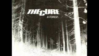 The Cure - A Forest (deep Forest remix + Lyrics)