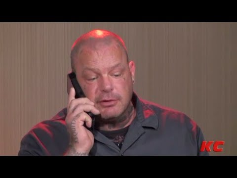 Vampiro Shoots on Sting (Not a fan) & ''Calls'' Sting during the interview