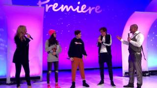 Premiere Disney Lip Sync Battle with Peyton List, Spencer List, Madison Hu, & Hayden Byerly
