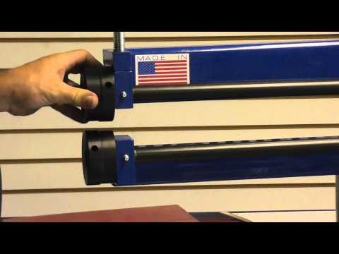 Irvan-Smith Video Series - Replacing Bead Roller Mandrels