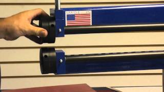 Irvan-Smith Video Series - Replacing Bead Roller Mandrels