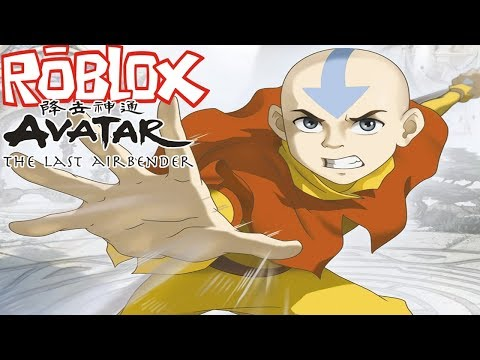 NEW AIRBENDING?!    Roblox Avatar The Last Airbender Episode 3