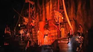 Pirates Show Mallorca - Trampoline