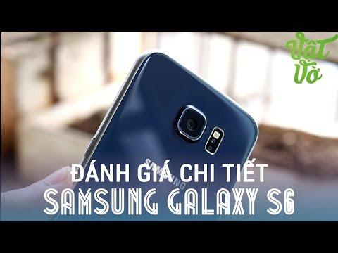 [Review dạo] Đánh giá chi tiết Samsung Galaxy S6: yêu lại từ đầu