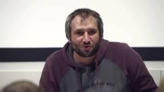 Лекция Юрия Быкова