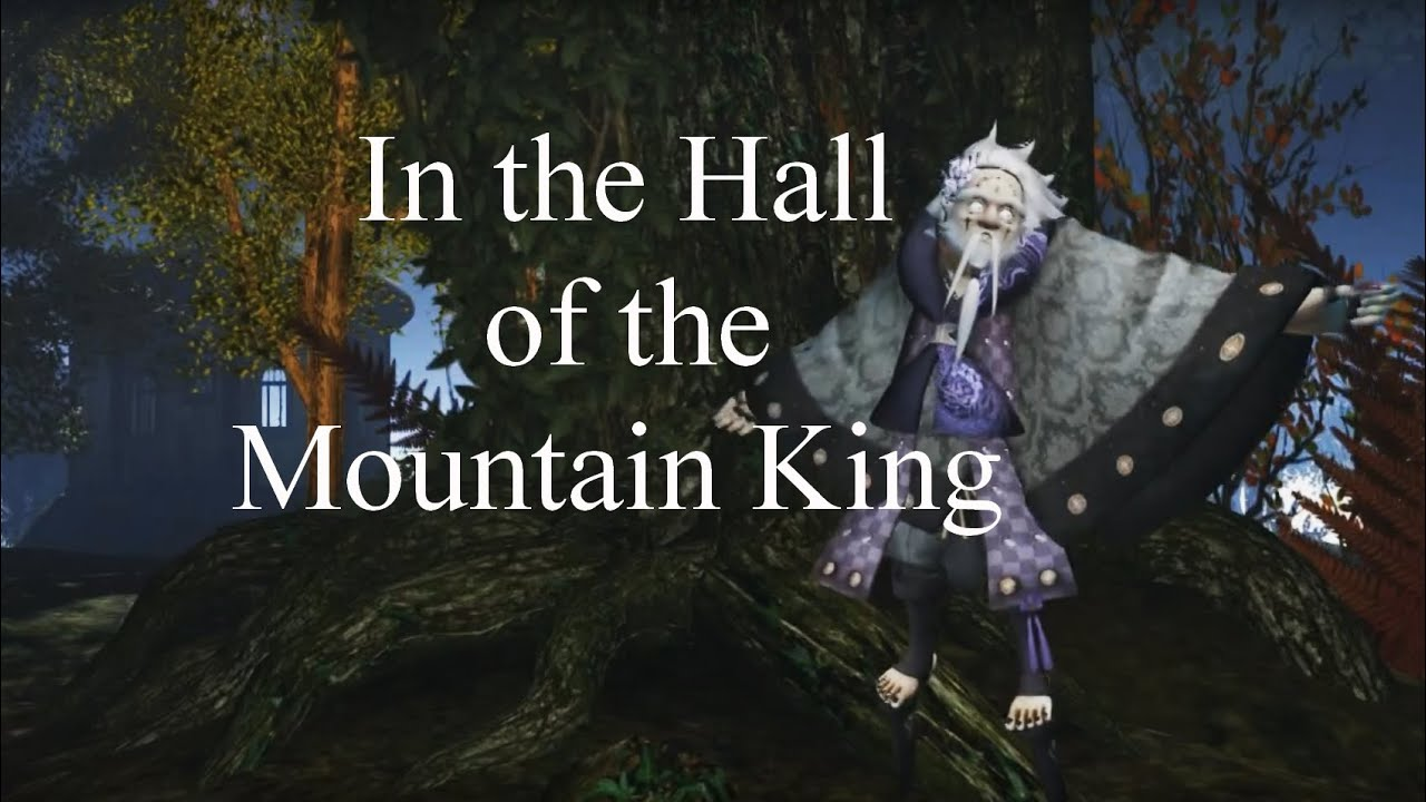 The Mountain King