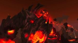 World of Warcraft: Cataclysm - Rage of the Firelands Trailer (PC)