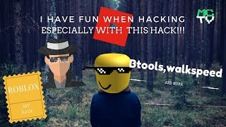 Roblox SKY HACK NEW!!! BTOOLS,SPEED HACK AND MORE!!! [PATCHED]