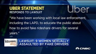 Lawsuit alleges Uber didn't do enough to stop fake drivers in Los Angeles