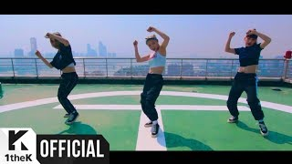 Download lagu [MV] 3YE(써드아이) _ DMT (Do Ma Thang) (Performance Ver.)