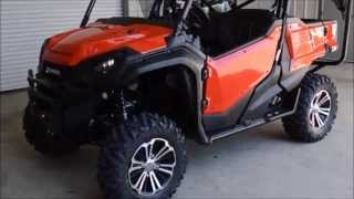 2016 Pioneer 1000 5 Video Review of Specs + Drive | UTV - Side by Side ATV - SxS + Article Link