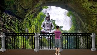 Download Waterfall God Lord Shiva Animation Vfx Effects On