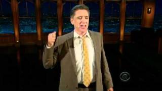 1.Intro & Monologue, 3 Feb 2012- Craig Ferguson