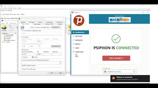 IDM with psiphon 3| How to use IDM with Psiphon 3 | How to Create Proxy Setting in IDM 2016