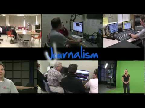 Journalism - Online, Print and Broadcast