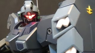 Baixar MG Jesta review (3: Parts) Gundam Unicorn Londo Bell Tri-Stars Gunpla plastic model ガンプラ