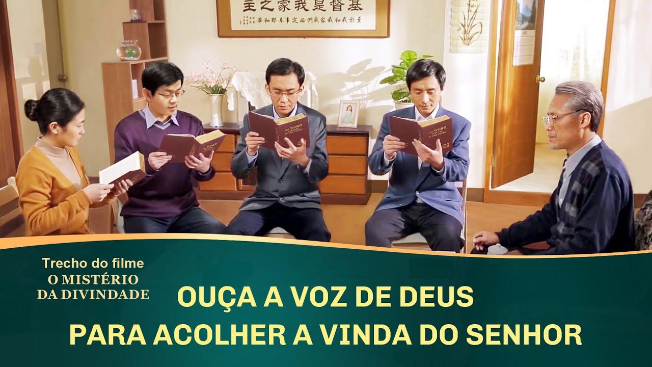 """Filme evangélico """"O mistério da divindade"""" Trecho 2"""