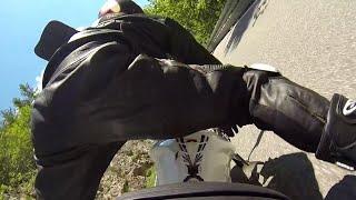 Daytona 675R Crash, GoPro Hero 3 Black