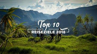 TOP 10 BELIEBTESTE REISEZIELE 2018