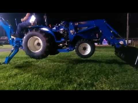 Barton Tractor: LS G3038