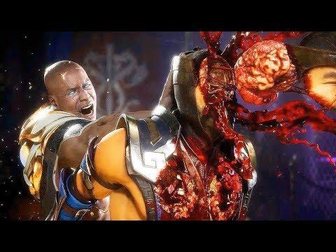 Mortal Kombat 11 MODO HISTORIA : es THANOS en MK ? * Epico * Capitulo 3 Completo