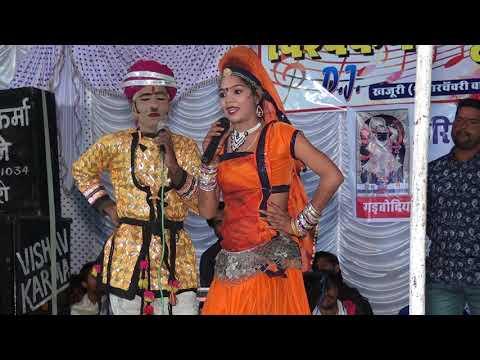 comedy hansa rangili & nemi chand  live dk films rajasthani comedy funny video