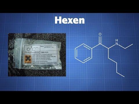 N-Ethyl-Nor-Hexedrone (Hexen): What We Know