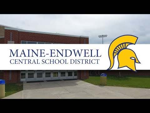 Choose Maine-Endwell! Maine-Endwell School District Video