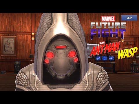 Marvel Future Fight Part 112 - Ghost, Goliath and Wasp (Hope Van Dyne) Unlocked! Legendary Battles!