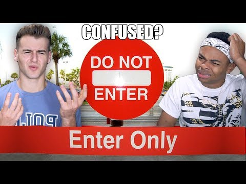 Thumbnail: Try Not To Get Confused Challenge Ft. DangMattSmith