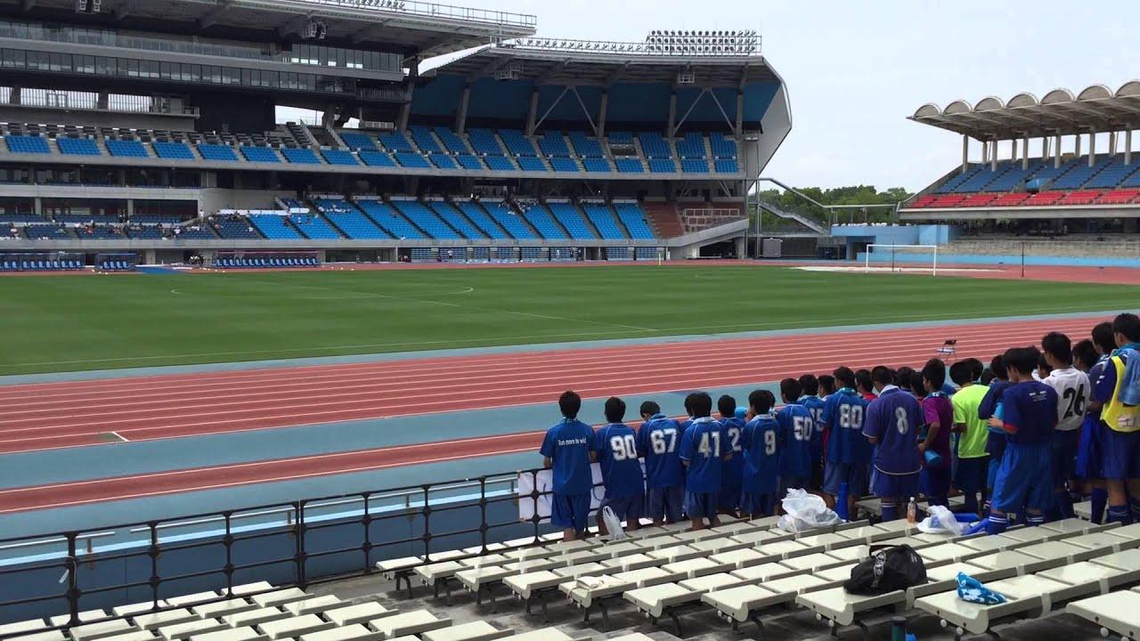 藤沢清流高校サッカー部 2015インターハイ予選 桐光学園戦